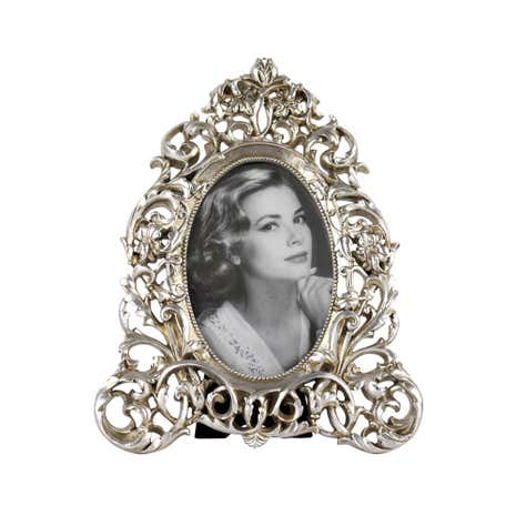 Nouveau Ornate Photo Frame