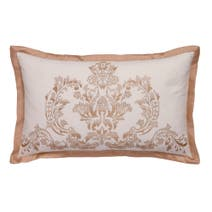 Gold Nina Boudoir Cushion