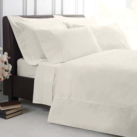 Dorma 300 Thread Count Plain Dye Duvet Cover