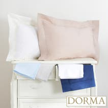 Dorma 300 Thread Count Plain Dye Oxford Pillowcase