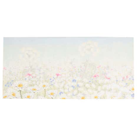 Meadow Embellished Canvas