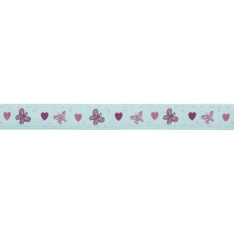 Bowtique Ribbon Satin Butterflies