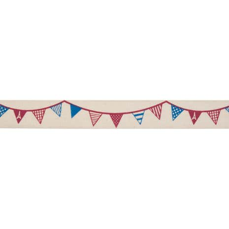 Bowtique Bunting Ribbon