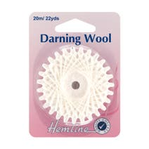 Hemline 20m Darning Wool