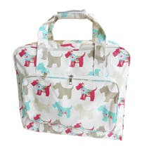 Scotty Dog PVC Sewing Machine Bag