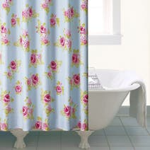 Rose and Ellis Clarendon Shower Curtain