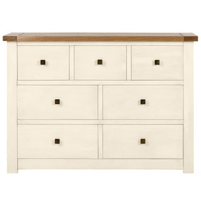 Henley Cream 7 Drawer Chest