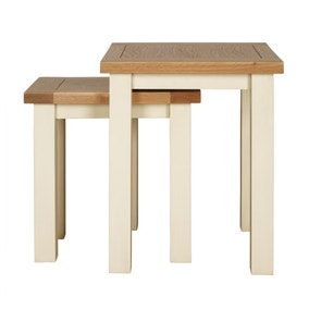 Henley Cream Nest Of Tables