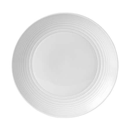 Gordon Ramsay White Maze Dinner Plate