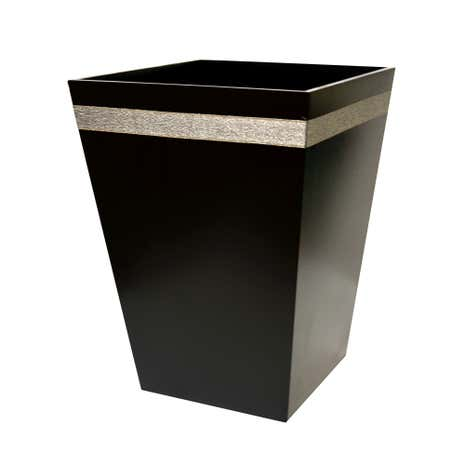 Diamante Black Bin