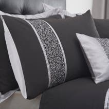 Mercury Black Housewife Pillowcase