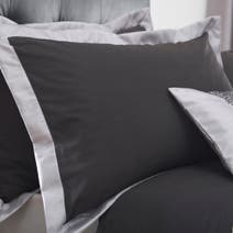 Black Mercury Oxford Pillowcase