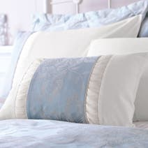Duck Egg Olivia Boudoir Cushion