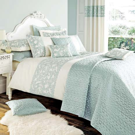 Dunelm Bedding Sets Duck Egg Blue