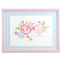 Candy Rose Lap Tray