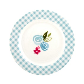 Candy Rose Side Plate
