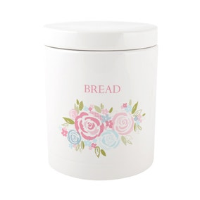 Candy Rose Bread Bin