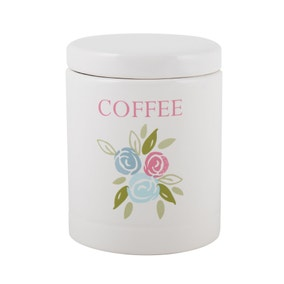 Candy Rose Coffee Storage Jar