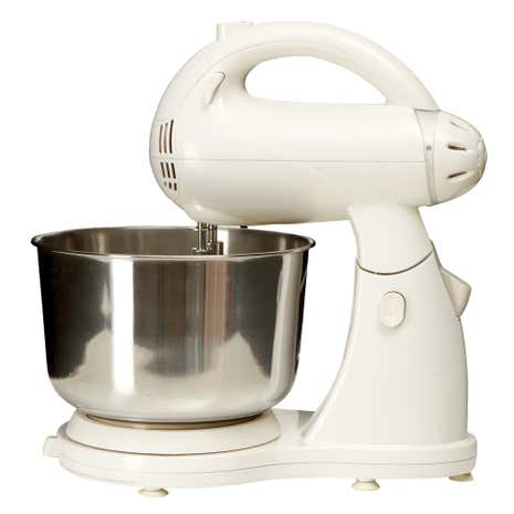 Candy Rose Cream Stand Mixer