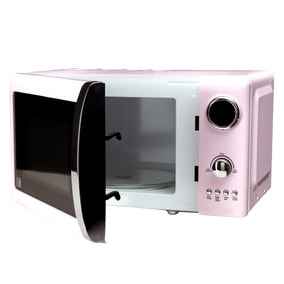 Candy Rose 700W Pink 20L Microwave
