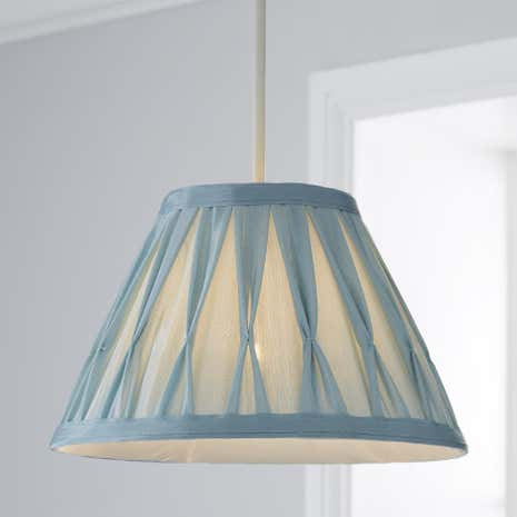 Valerie Pinch Pleat Light Shade