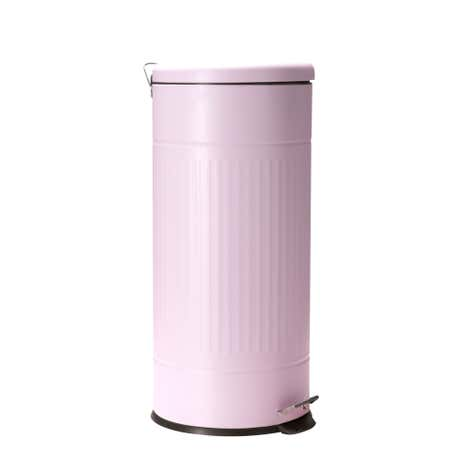 Pink Candy Rose 30 Litre Pedal Bin