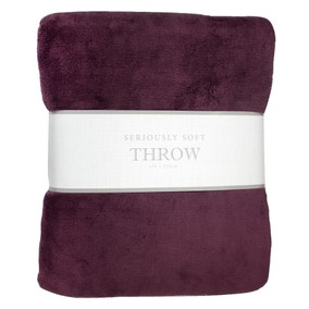 Seriously Soft Throw