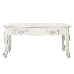 Toulouse White Coffee Table