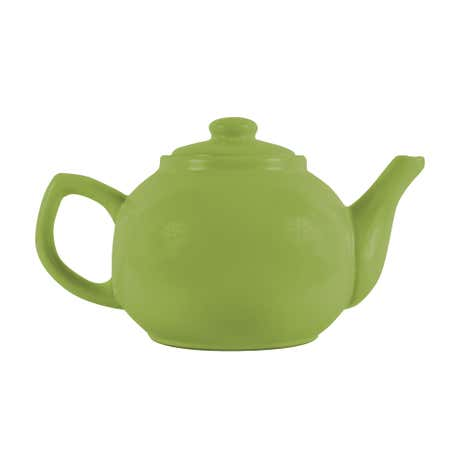 Green Brights Teapot