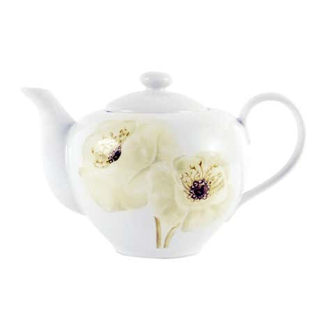 Natural Flower Teapot