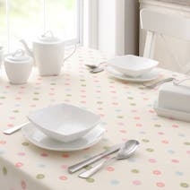 Candy Country Spot Table Cloth