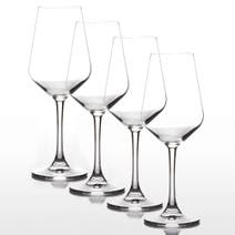 Hotel Alderley Set of 4 White Wine Glasses