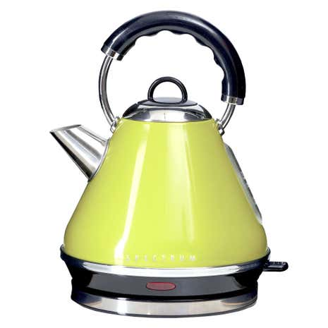 Spectrum 1.7L Lime Pyramid Kettle