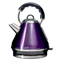 Spectrum Purple Pyramid Kettle