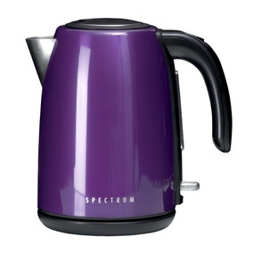Spectrum 1.7L Purple Rapid Boil Kettle