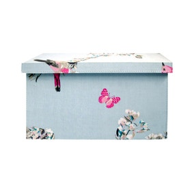 Beautiful Birds Duck-Egg Storage Box