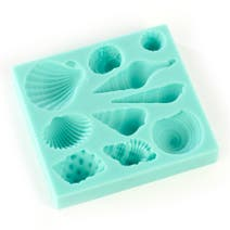 Silicone Shell Icing Mould