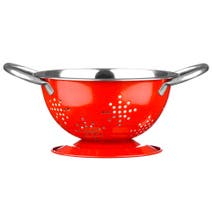 Red Spectrum Mini Colander