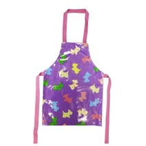 Kids Scottie Dog Apron