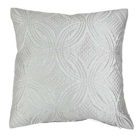 Evangeline White Cushion