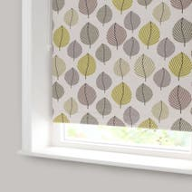 Regan Green Blackout Roller Blind