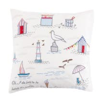 Seaside Cushion Cover