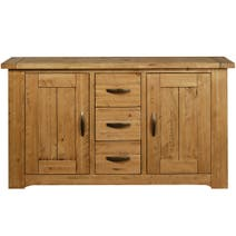 Loxley Pine Large Sideboard