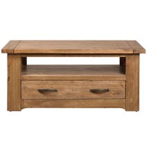 Loxley Pine Coffee Table