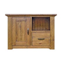 Loxley Pine Console Cabinet
