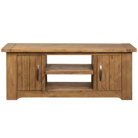 Loxley Pine TV Stand