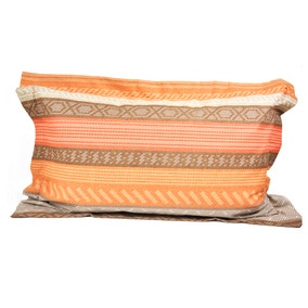 Mizar Terracotta Oxford Pillowcase
