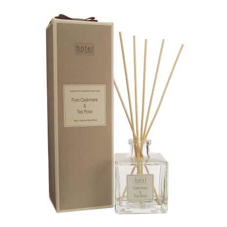 Hotel Pure Cashmere and Tea Rose 200ml Reed Diffuser