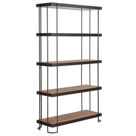 Spitalfields 5 Tier Shelf