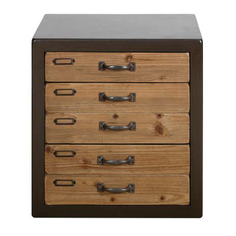 Spitalfields 3 Drawer Chest Dunelm